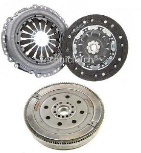 LUK DUAL MASS FLYWHEEL DMF & CLUTCH KIT LAND ROVER FREELANDER 2 FA
